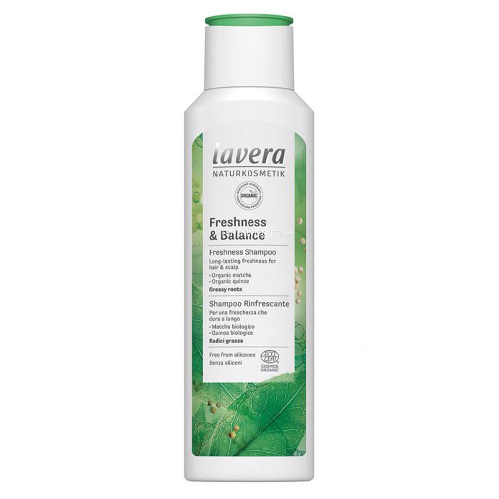 Shampoo freshness & balance Lavera