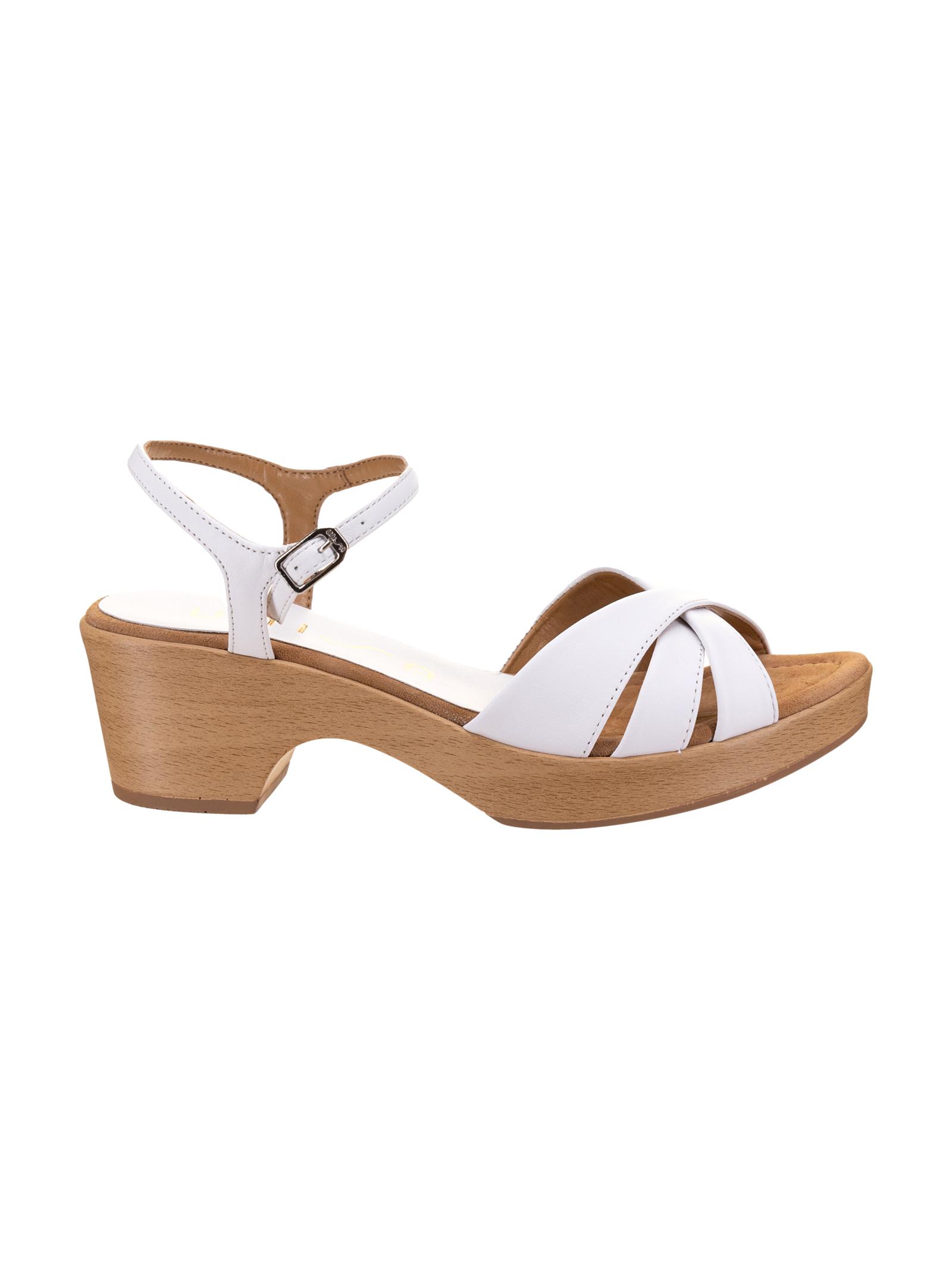 Unisa Sandalo Bianco