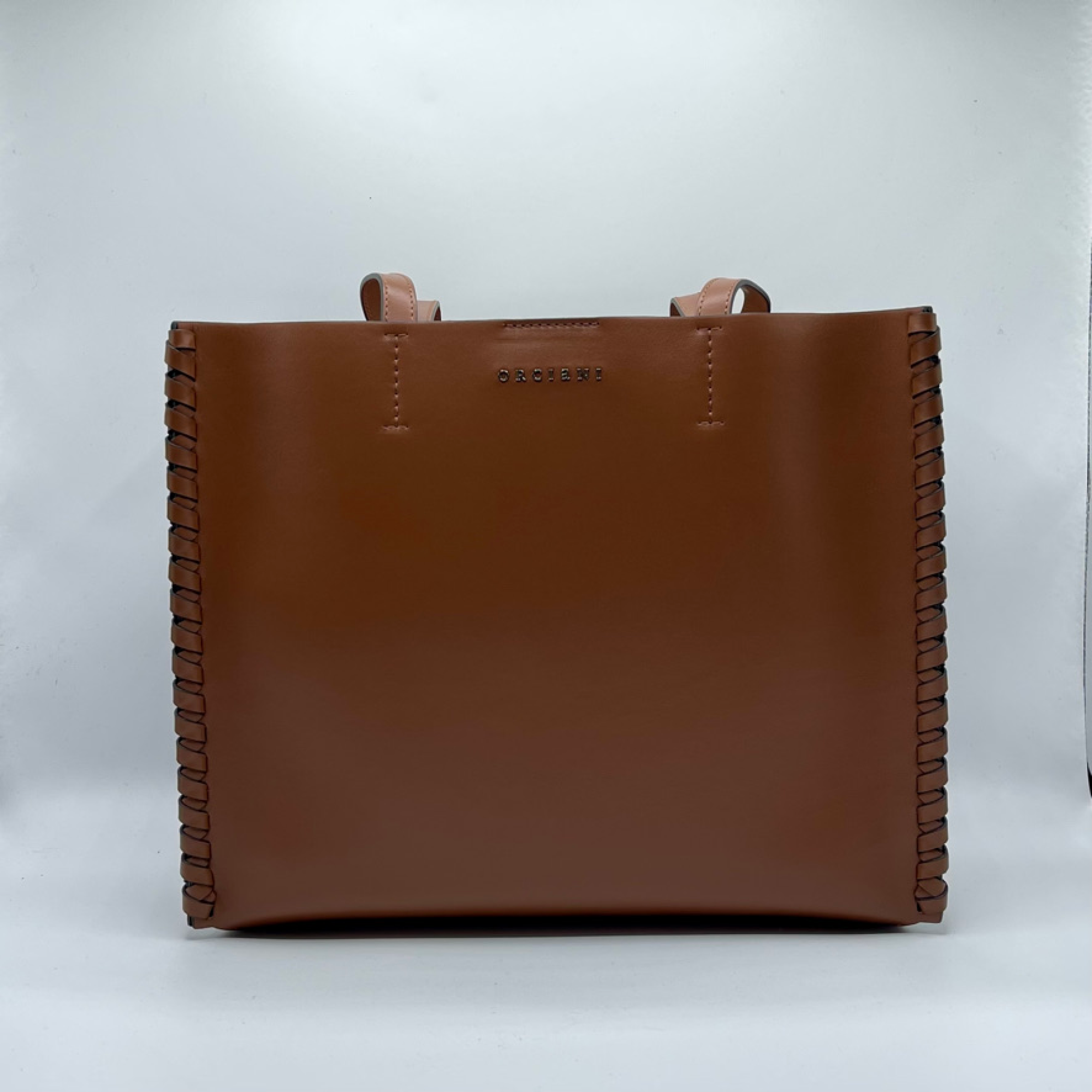 Shopping Bag ORCIANI cuoio