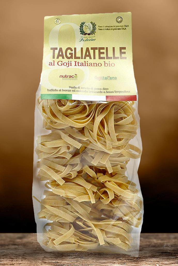 Tagliatelle al Goji Italiano BIO 500g