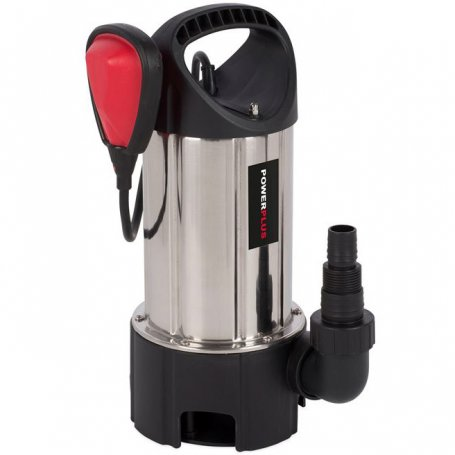 POWER POMPA INOX ACQUE SCURE 900W PORTATA 13000L/H art.powew67915