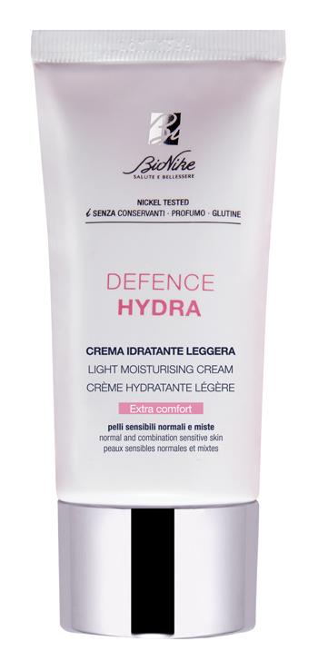 Defence Hydra crema idratante leggera 50ml