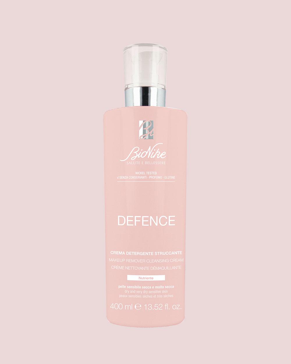 Defence crema detergente struccante 400ml