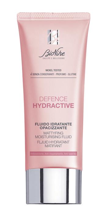 Defence hydractive fluido idratante opacizzante 40ml
