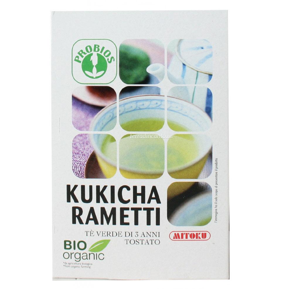 THE KUKICHA RAMETTI  80g  MITOKU