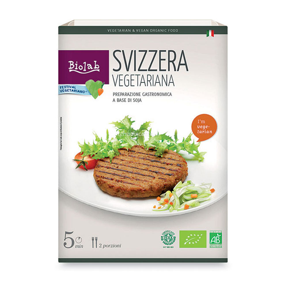 Svizzera vegetariana Biolab