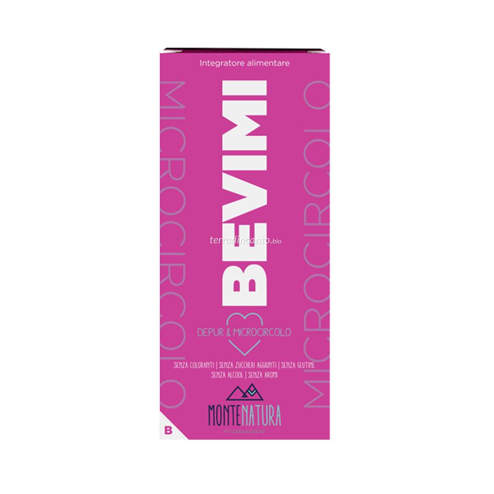 Bevimi Depur e Microcircolo Montenatura 300 ml