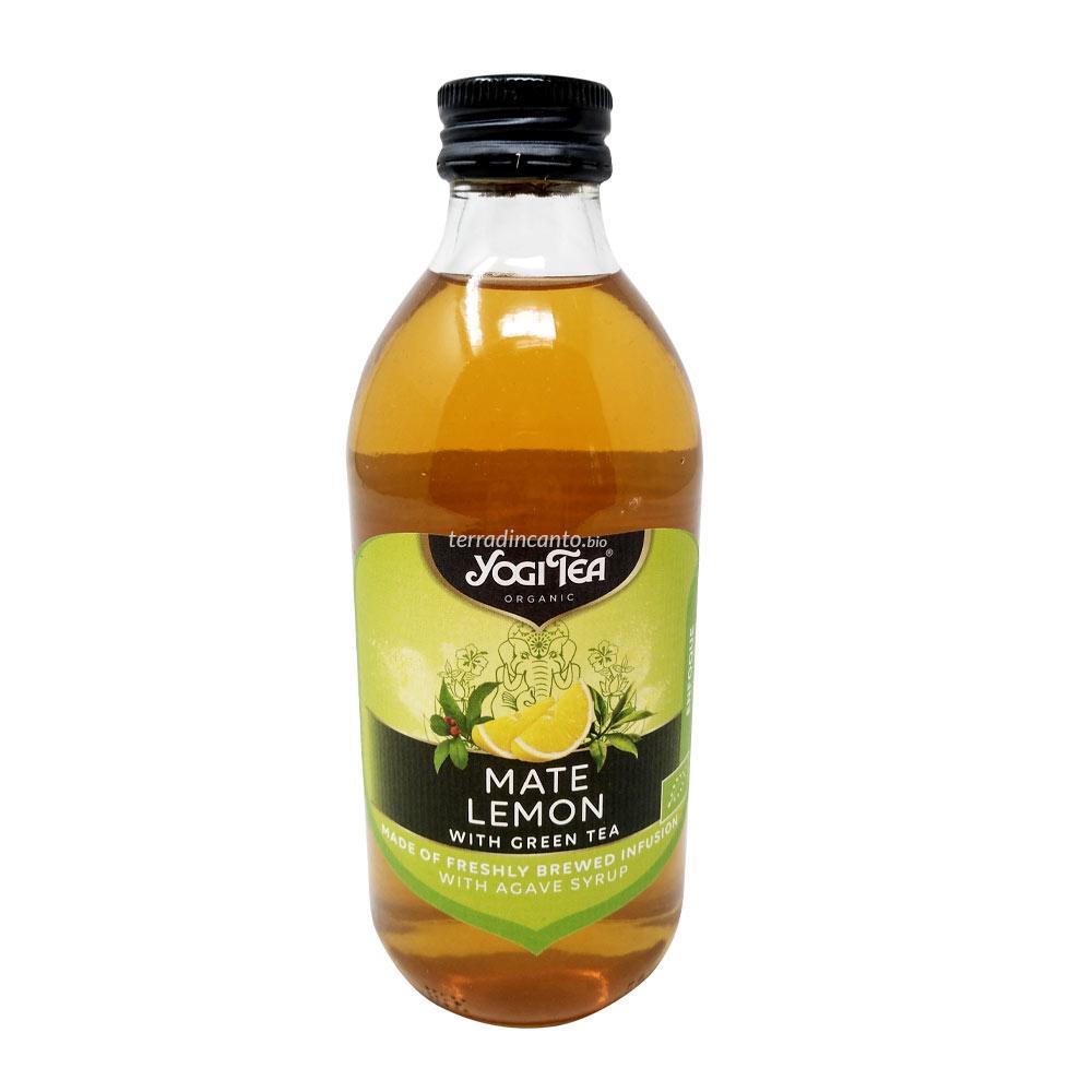 Bevanda ready to drink - mate lemon Yogi tea