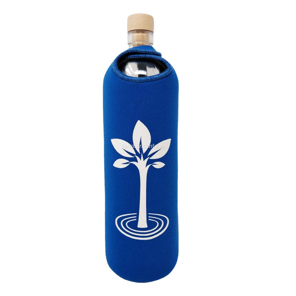 Flaska 0,75 LT Tree of Life Cover in Neoprene