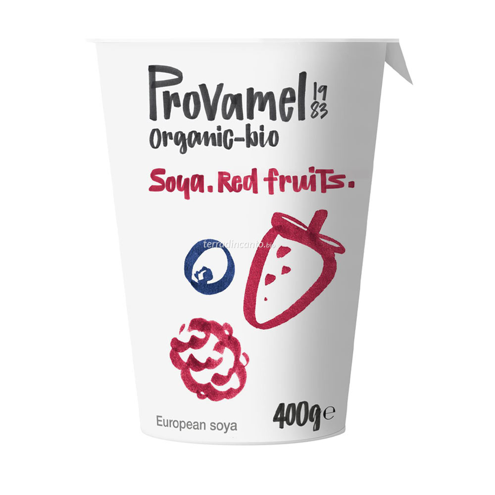 Yofu Frutti di Bosco 400 gr Provamel