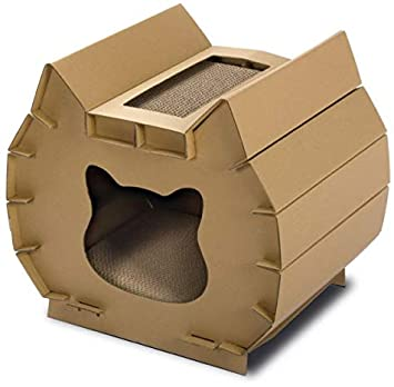 Tiragraffi per gatto Aladin Imac Promozione