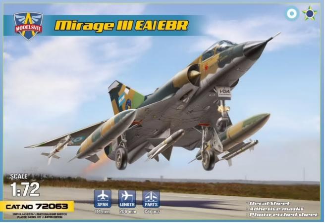 Mirage III EA/EBR