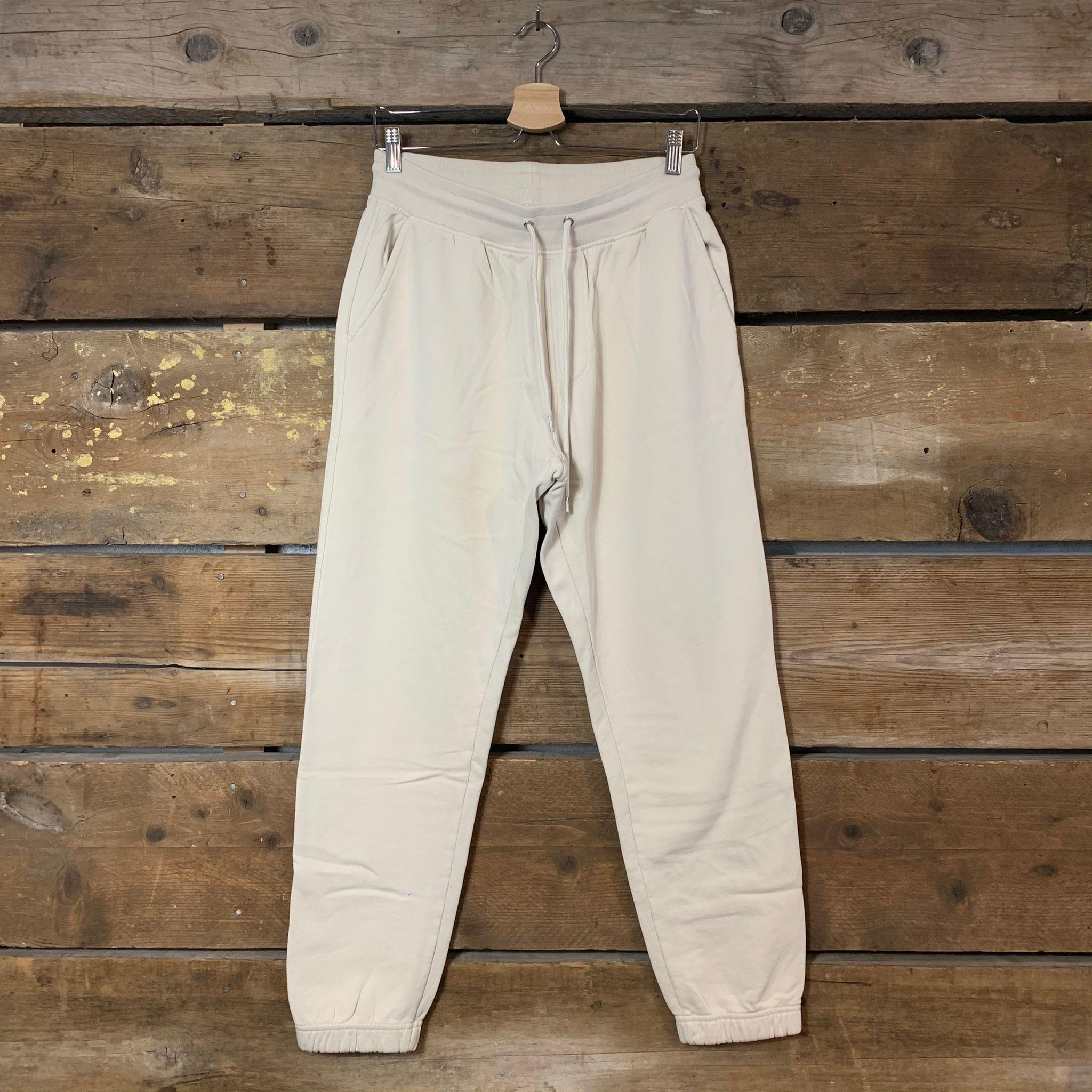 Pantalone Colorful Standard 100% Organic Cotton Avorio
