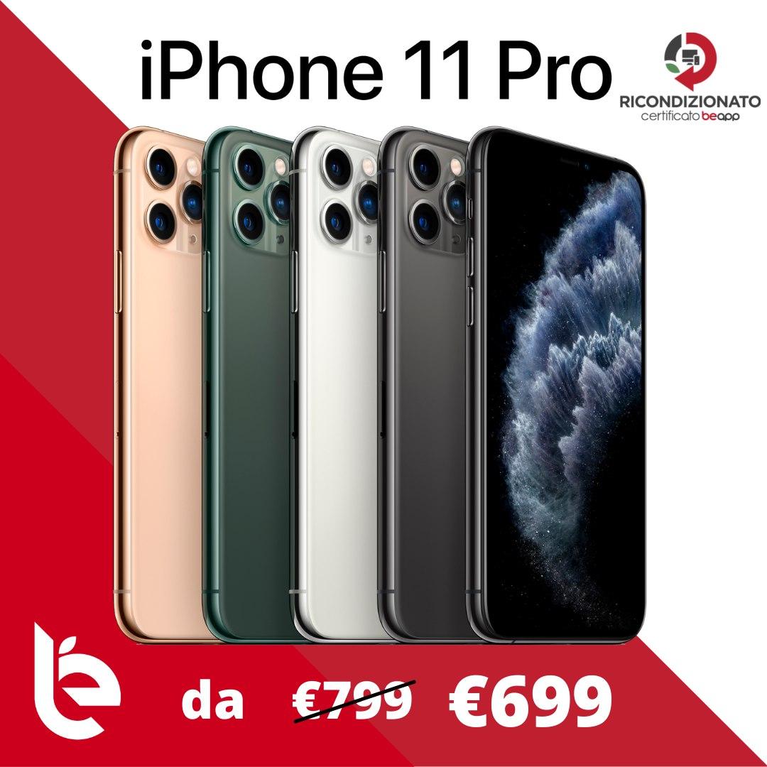 Apple iPhone 11 Pro 64GB - Ricondizionato
