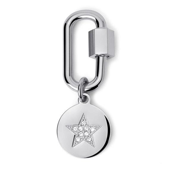 2Jewels Lucchetto Lock 'n' Chain - Ovale Stella