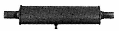 TUBO GAS DI SCARICO MARMITTA PER LANCIA DEPER DRA 1.6 I.E. 445006