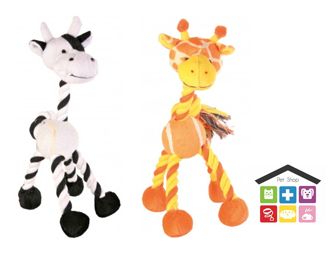Trixie gioco per cani giraffa soggetti vari
