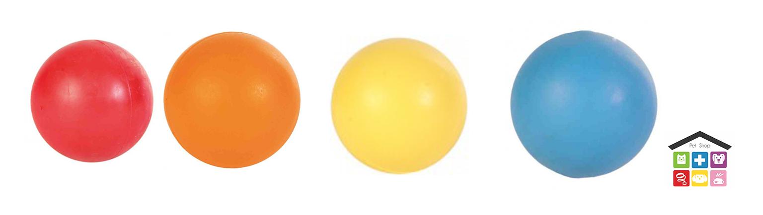 Trixie gioco per cani palla grande rimbalzante selezione varia