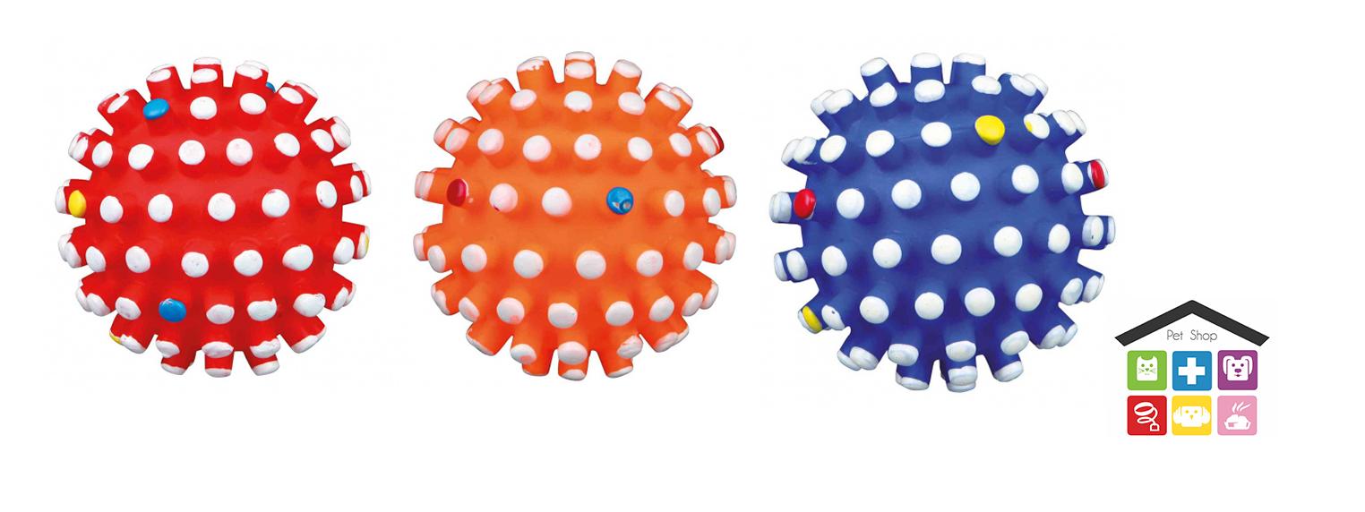Trixie gioco per cani palle ricci selezione varia