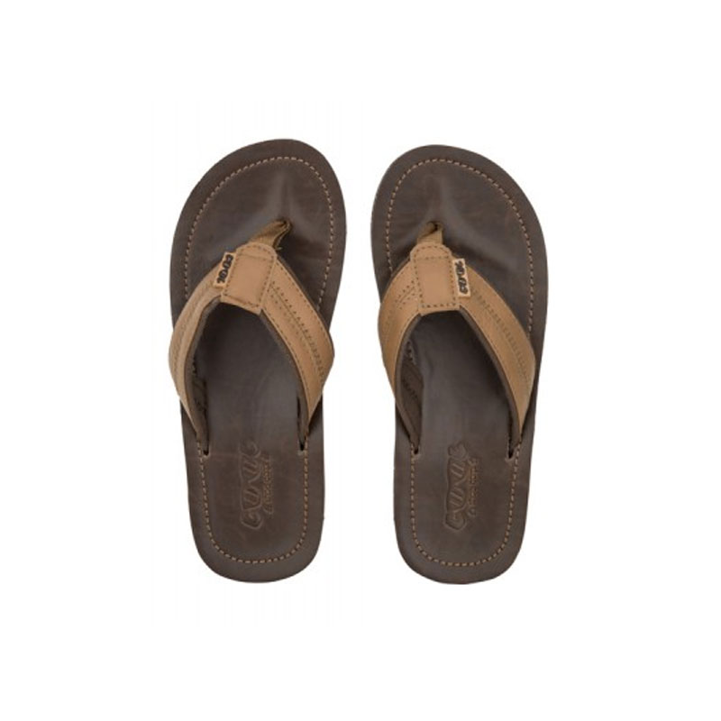 Ciabatte Cool Shoes Toots Brown
