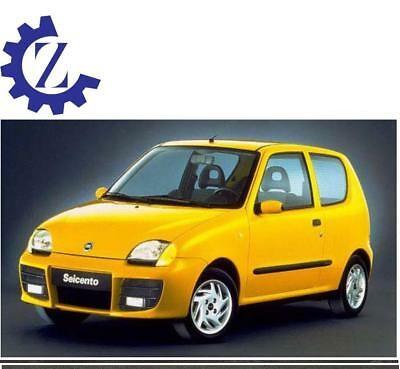 PORTA ANTERIORE SX PER FIAT SEICENTO DAL 1998-