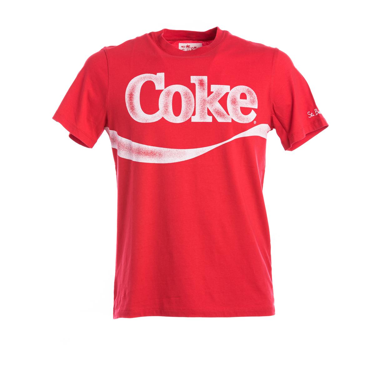 T-Shirt St.Barth Coke