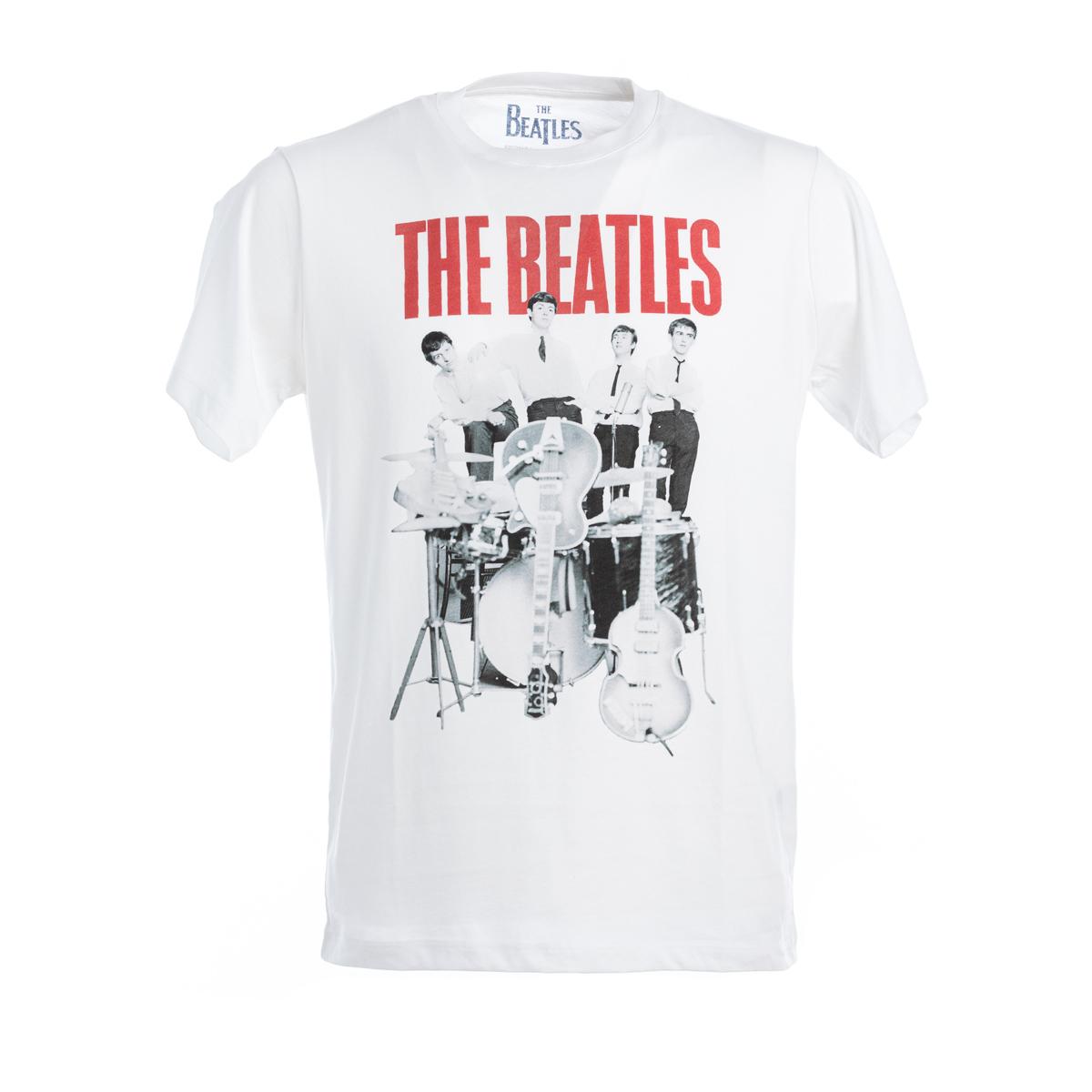 T-Shirt St.Barth The Beatles