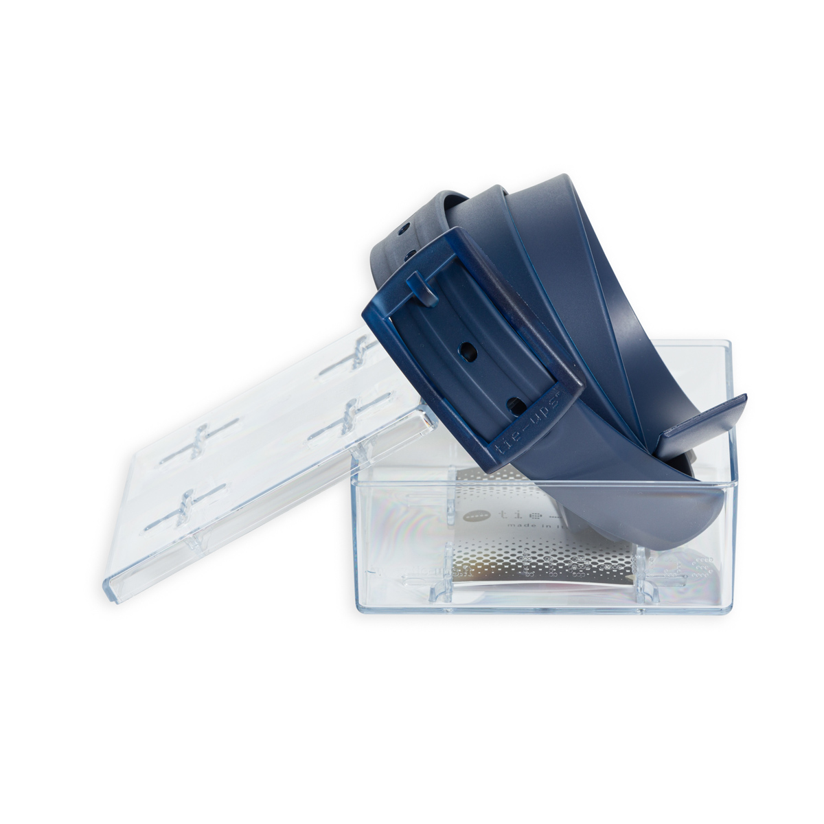 Cintura Tie Ups Blu