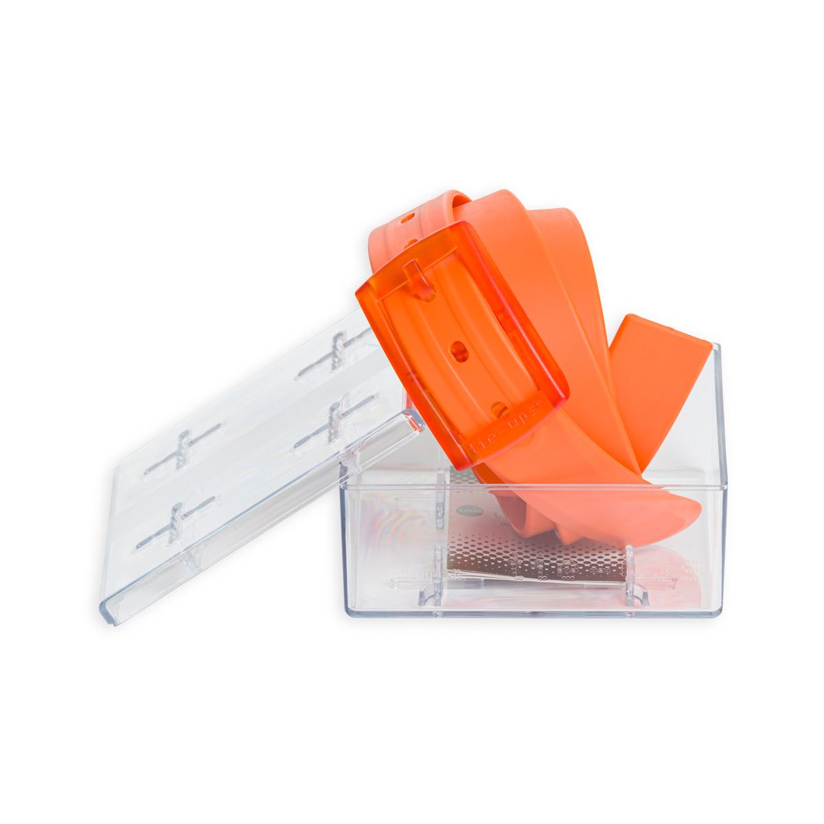 Cintura Tie Ups Arancio
