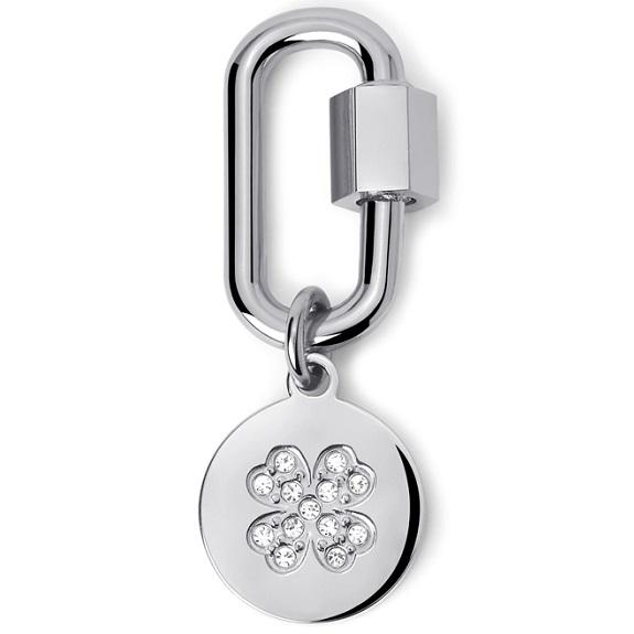 2Jewels Lucchetto Lock 'n' Chain - Ovale Quadrifoglio