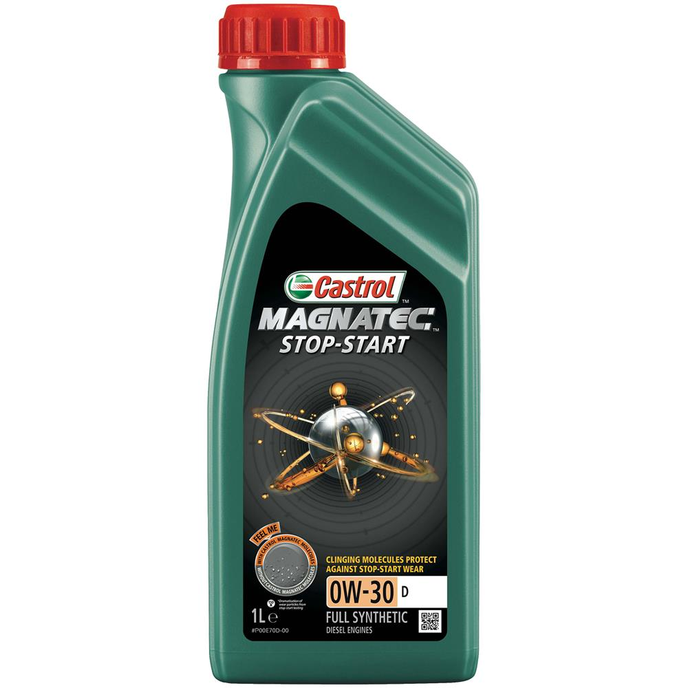 Olio Motore Castrol Magnatec Stop-Start Full Synthetic IV 0W30 FE