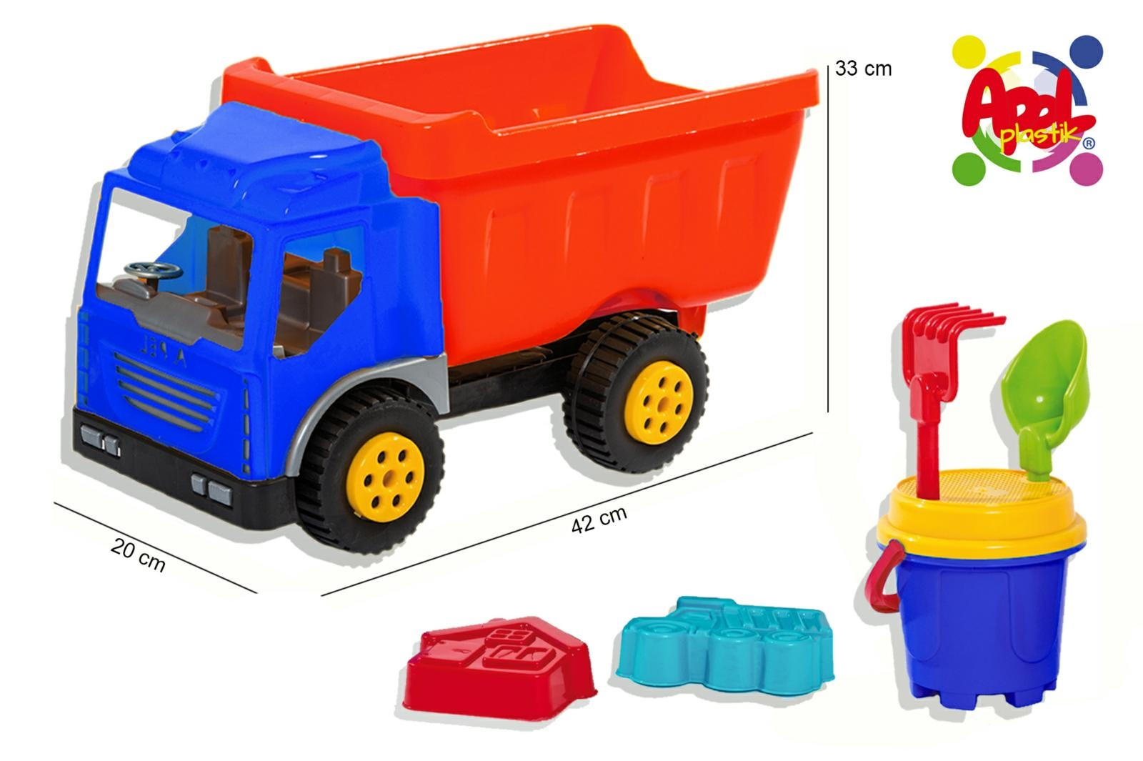 CAMION COMPLETO MARE