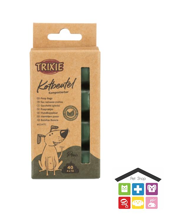 Trixie sacchetti igienici per cani