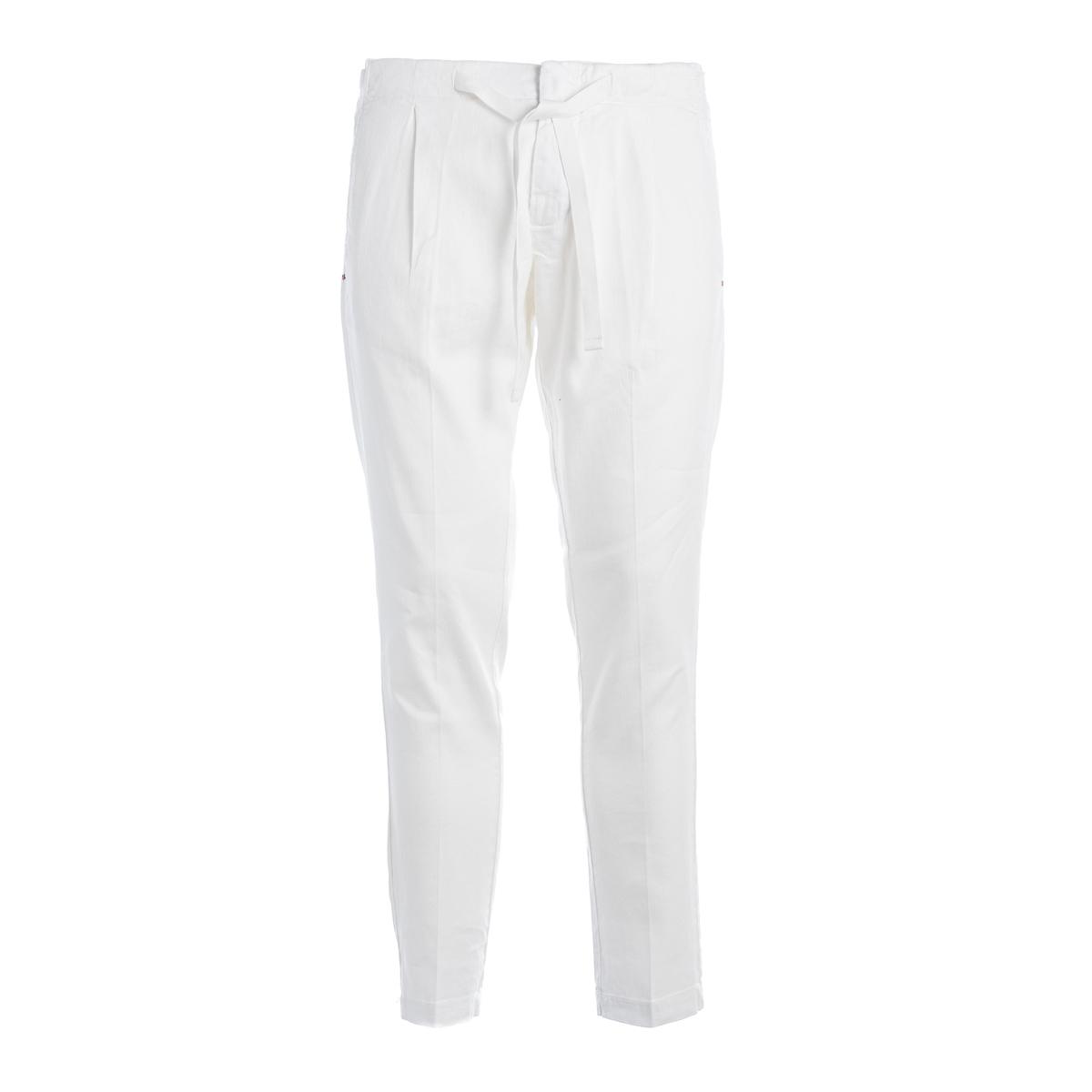 Pantalone Orazio Entre Amis Bianco