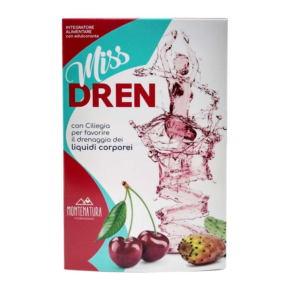 Miss Dren Montenatura formula Opuncherry