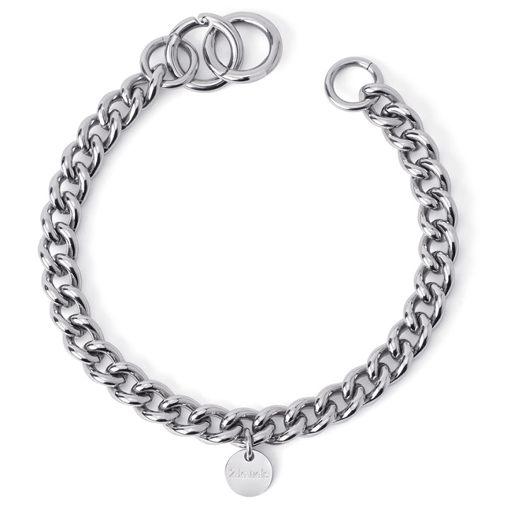 2Jewels Bracciale Lock 'n' Chain - Groumette