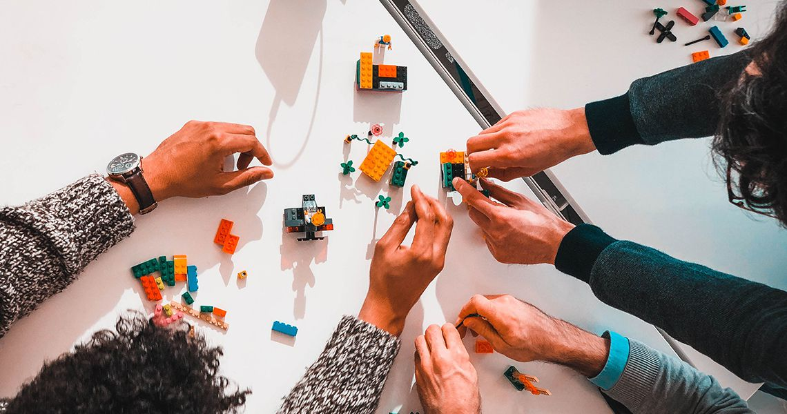 LEGO: How to start