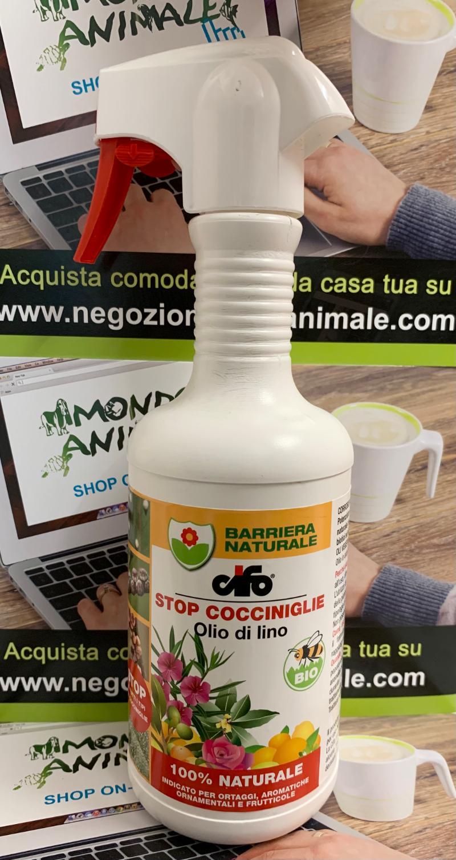 OLIO DI LINO Stop Cocciniglie 500ml