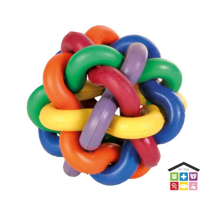 Trixie gioco per cani gomitolo colorato