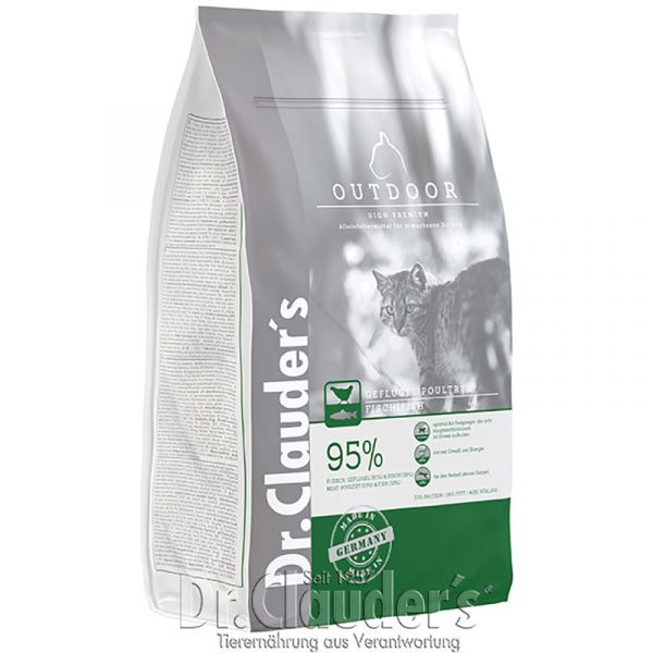 Dr Caluder's Premium Adult  Grain Free  OutDoor 400 gr