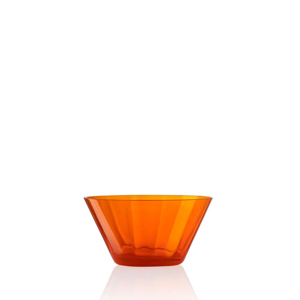 Coppetta Frutta Gigolo Ottico Arancio