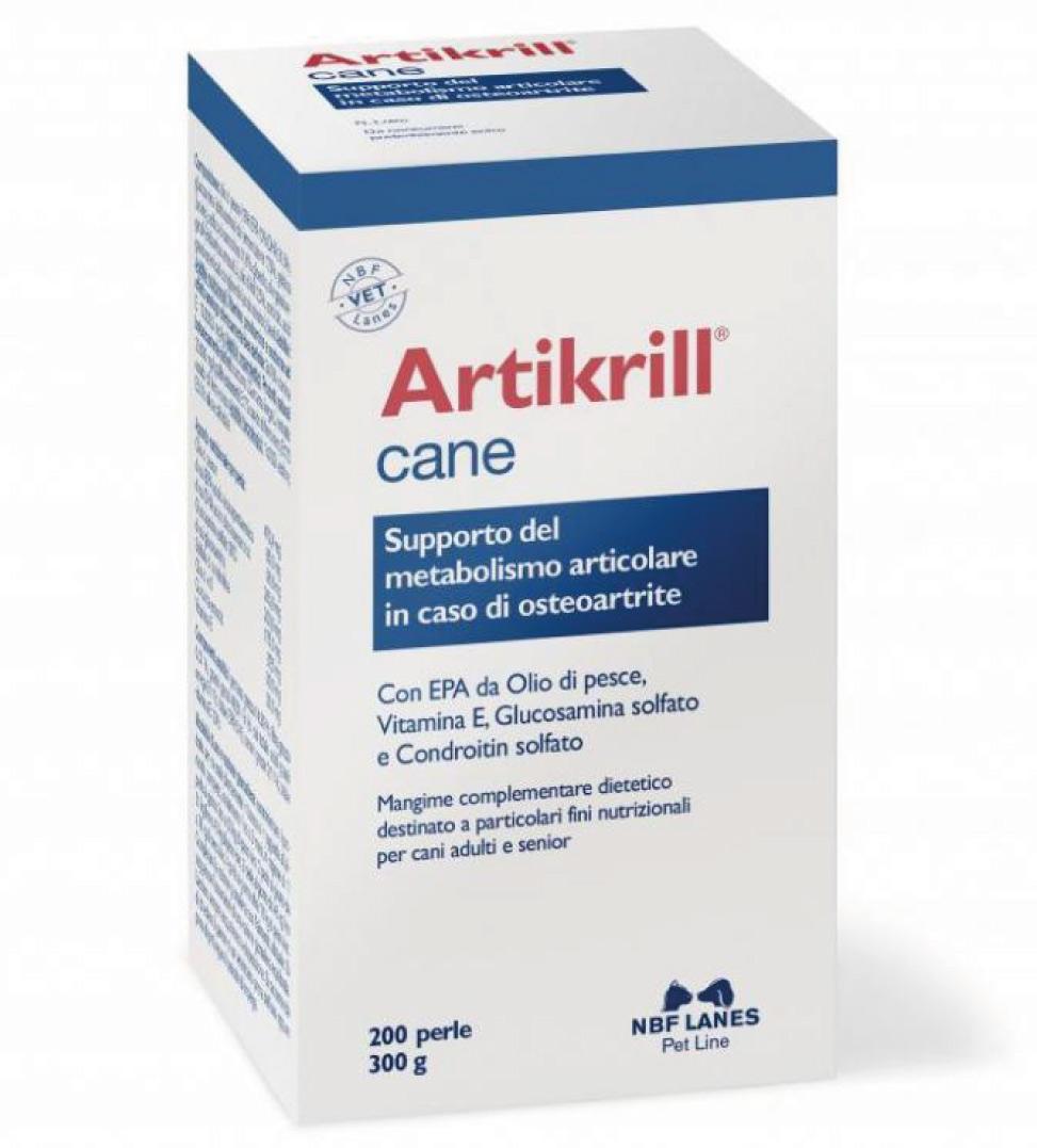 NBF - Artikrill cane - 200 perle