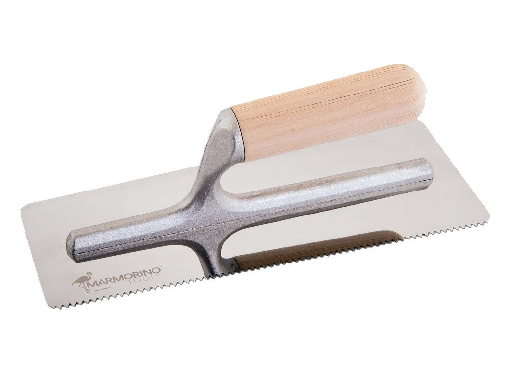 Marmorino Tools stilsaw Frattone Dentato Lato Sx Effetto Rigato Decotativo 240x100 art.21179