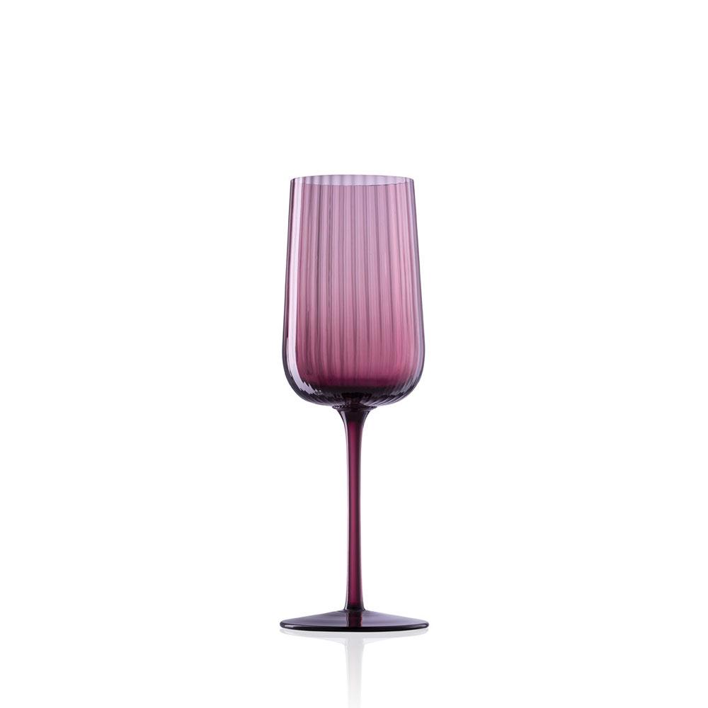 Calice Vino Bianco Gigolo Rigadin Viola