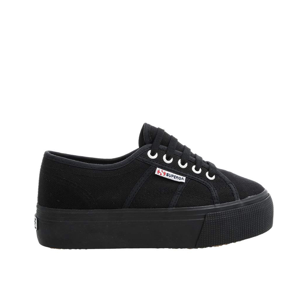 Superga 2790 COTW Up and Down Full Black