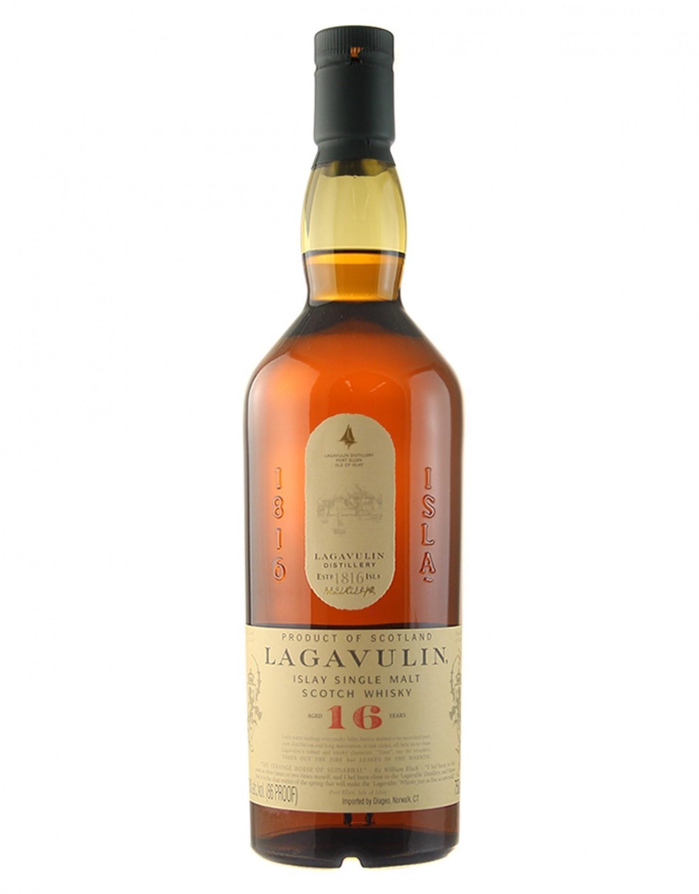 Whisky Legavulin