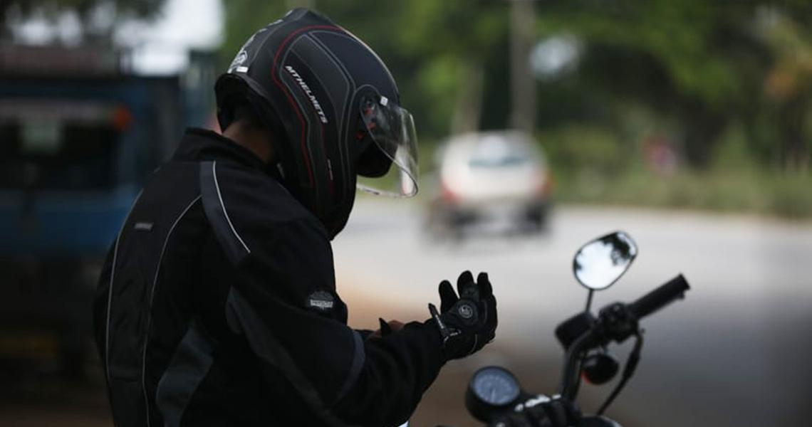 Come misurare la giacca da moto