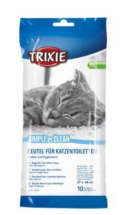 Sacchetti Simple'n'Clean per cassetta igienica Trixie
