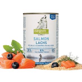 Isegrim Wild Salmone 400gr
