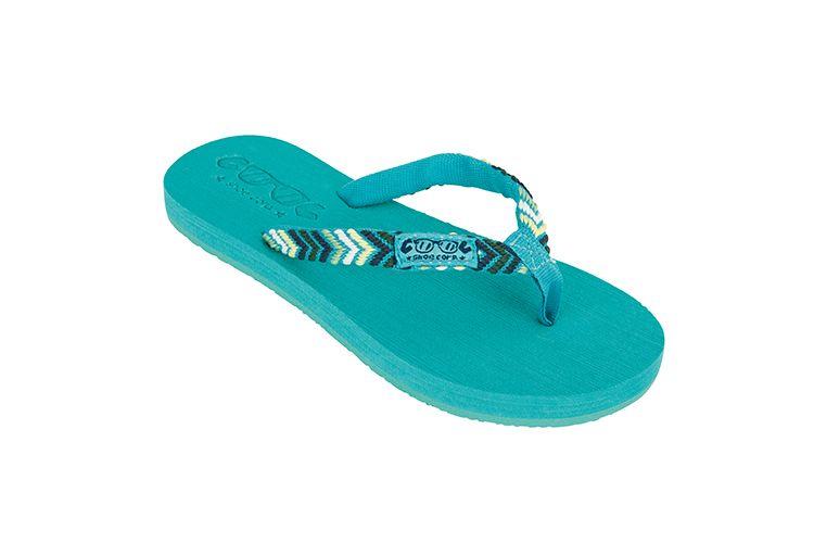 Ciabatte Cool Shoes KIDS Space Trip Girl Aqua